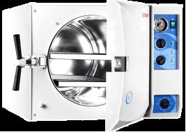 Equipo Autoclave Semi-Automático Tutnauer