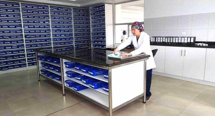 Central de Esterilización UDLA