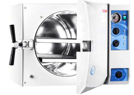 Autoclave Semi-Automatico Tutnauer mecánico