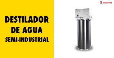 Destilador de agua Durastill 42c