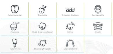 Especialidades Clinica Dental Prosmile