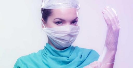 Bioseguridad en odontología guantes gorra y mandil