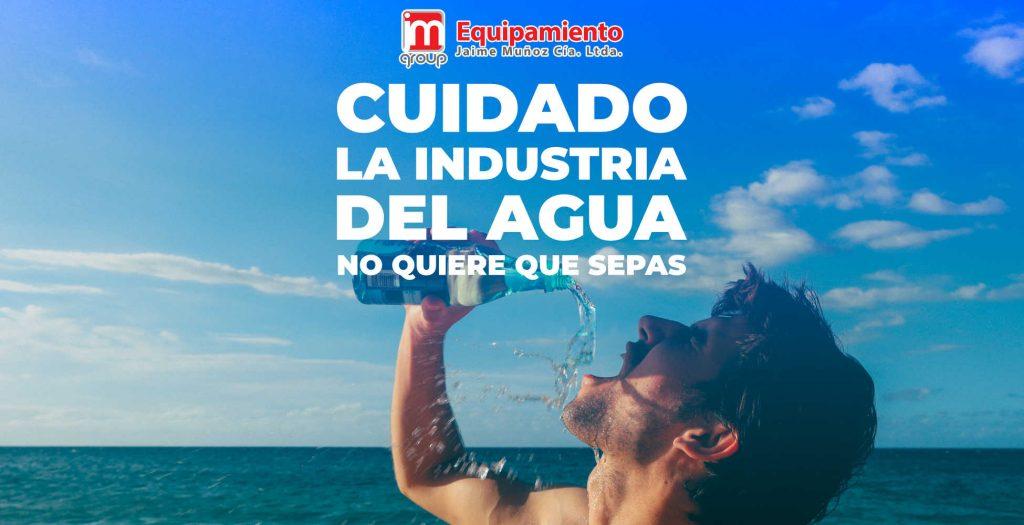 Lo que la Industria del Agua No Quiere que Sepas