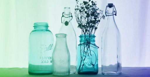 botellas de agua atractivas