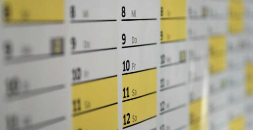 calendario de mantenimiento de un filtro purificador de agua