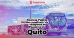 Empresa Pública Metropolitana de Transporte de Pasajeros de Quito Portada